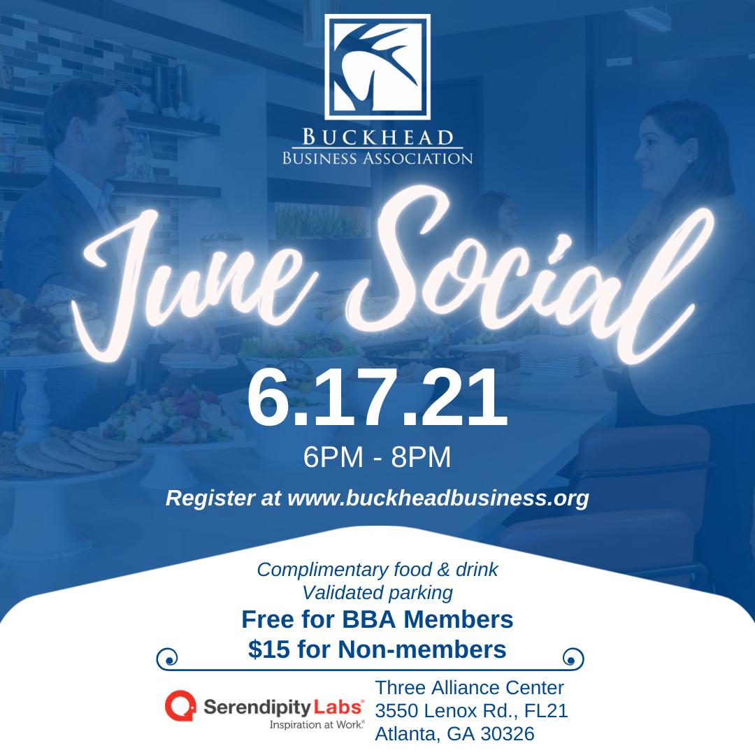 BBA June 2021 Social